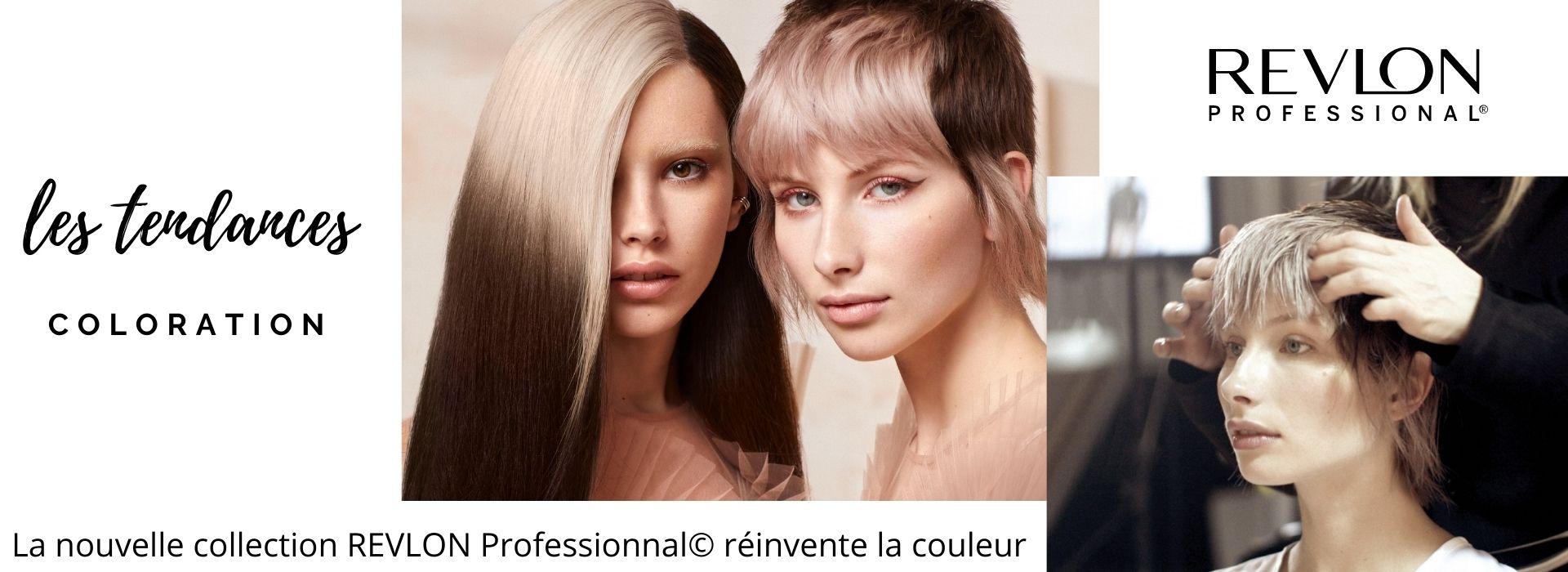 La nouvelle collection REVLON Professionnal© réinvente la couleur