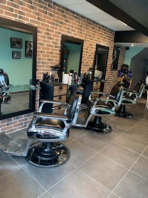 l'espace Barber Shop Diffus'Hair